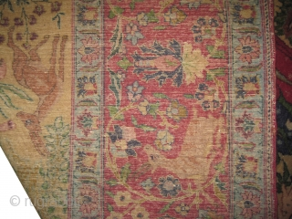 """Pictorial Tabriz Persian, knotted circa in 1925, semi antique, collector's item, 211 x 144 (cm) 6' 11"""" x 4' 9""""  carpet ID: K-2757 Historical subject, the knots are hand spun lamb wool,  ..."""