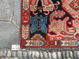 149 X 112 AND 150 X 112. ANTIQUE PAIR OF CAUCASUS KARABAGH IN VERY, VERY GOOD CONDITION. ALL WOOL = NO RESTORS, REPILS OR DAMAGES FOR THESE CARPETS. OTHER INFO OR PHOTOS OF THEM ON  ...
