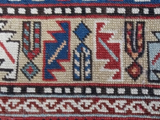 Measure is:   ft. 6.66 x 3.58 = 203 x 109 cm =