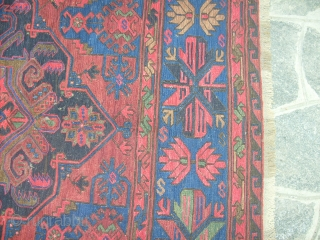 Size 370 x 220  cm.
