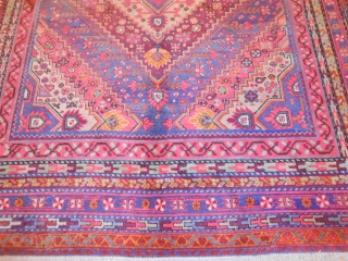 425 x 217 cm PALACE CARPET knotted in the OASI of KASHGAR. East Turkestan - XINJIANG carpet In perfect condition. More pictures on request.  ALL the best from  COMO !  SOLD /  VENDUTO in Firenze =  ...
