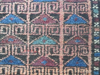 Baluch antique Balisht in very-very good condition.