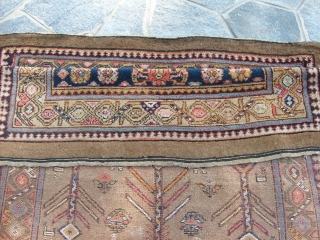 333 x 134 cm  (ft.10.96 by ft.4.39)