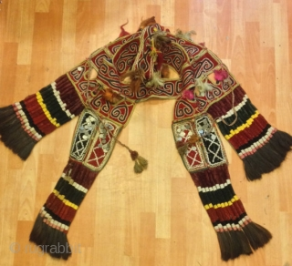 Vintage handmade horse cover ethnic and tribals