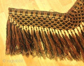Uzbek vintage handmade ethnic tassel