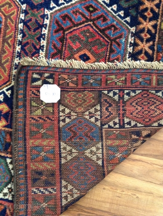 Antique Jeff Kurdish excellent condition .