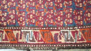 Old balochi balisht