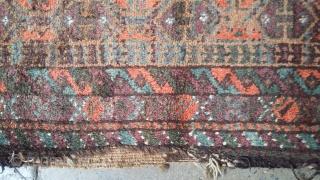 Antique balochi balisht