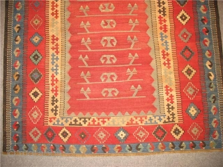 obruk prayer kilim Size 170 x 137