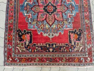 Fine antique Persian Bidjar rug, size: 150x110cm / 5ft x 3'6''ft