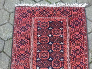 Antique Baluch rug, good quality, size: 172x94cm / 5'7''ft x 3'1''ft
