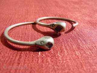 Tuareg ear-rings