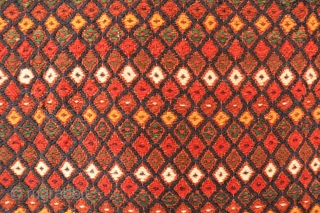 """A type of kilim called """"Shiraki"""" in Iran and woven by different ethnic arab groups from Southern Iran. Normally the shirakis are wrongly atributed to the Qashqai tribe. Most shirakis are woven  ..."""