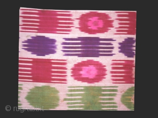 Ikat fragment cod. 0179. One of the new items just added on my website www.nonplusultra.cloud.