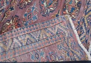 Yamut chuval, 116 x 73 cm
