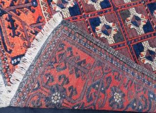 Antique beluch rug,146 x 82 cm