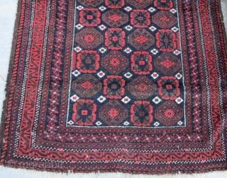 Antique Beluch Rug,150 x 90 cm