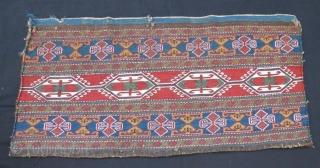 Shasavan mafrash sumak panel,105 x 50 cm