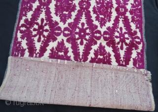Ottoman chatma, 110 x 53 cm. www.eymen.com.tr