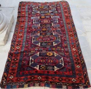 Anatolian kurdish rug ,192 x 116 cm . www.eymen.com.tr