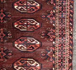 Turkmen prayer 105x163cm