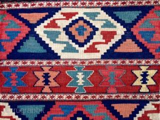 Shahsevan Kilim Bag 50x62