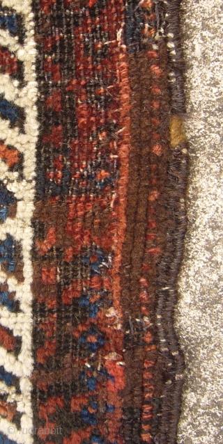 Baluch bagface.74 x 79cm.