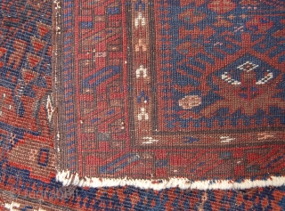 Baluch tree design balisht. Nice wool but low pile.