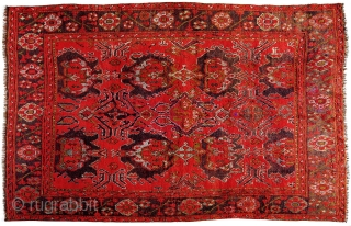 Oushak old size cm.340*240 Old repairs -  SOLD Thanks