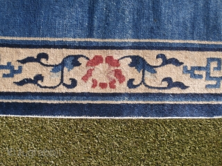 Old China Peching runner size cm. : 385*85