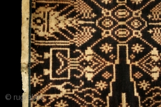 Indonesian Balinese textiles 