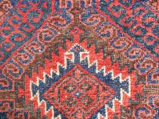 Excellent Mushwanni Baluch bagface
