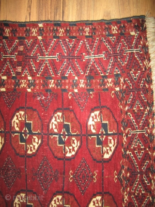 TEKKE BUHARA carpet very good condition very fine