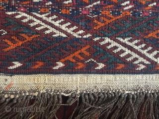Antik Mauri Turkmen Carpet