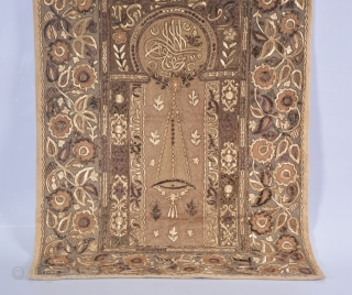 OTTOMAN PRAYER MAT 1,30 BY 0,85 CM
