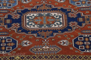 Sumack, the Caucasus c.1970 180x150 cm Excellent condition