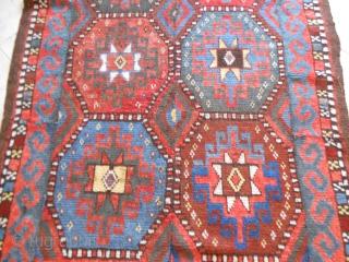 Uzbekistan Julkhyr, ca.1900, cm 240 x 126, four stripes sewn togheter. A julkhyr having similar field pattern has beeen published in A.Besim: Mythos und Mystik, band 6, Usbekische und kirgisische textilkunst 2011, tab.12 Thanks  ...