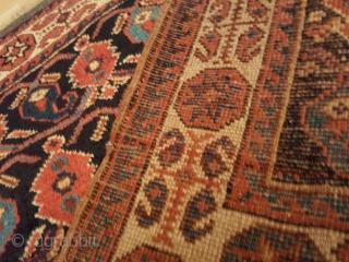 Afshar bagface,all natural color's  Size 62 x 77 cm