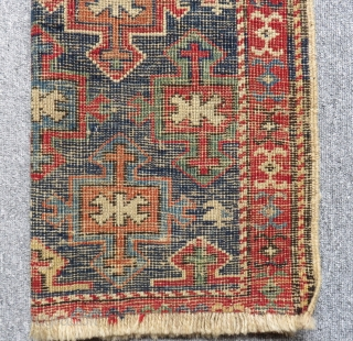 Antique Shahsavan Bagface Size.60x51cm