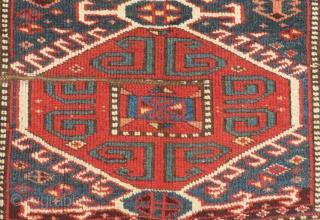 Antique East Anatolian Kasr Kağızman Carpet Size.240x145cm
