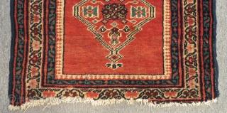 Antigue Persian Bagface Size.56x47cm