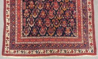 Antique Afshar Rug Size.176x128cm