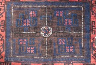 Antique Baluch Bagface Size.82x63cm