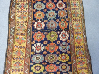 Old North West Persian Carpet.