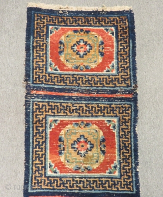 Antique Tibetian Runner Rug Size.250x57cm
