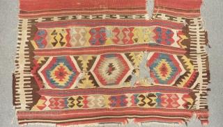West Anatolian Fethiye Kilim Size.290x140cm