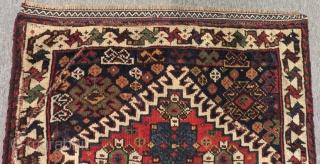 Antique Qashqai Bagface Size.58x50cm