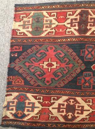 Shahsavan Sumak Mafrash Size:57x47cm