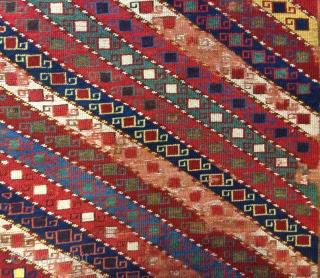 Old Shahsavan Carpet Size:230x104cm
