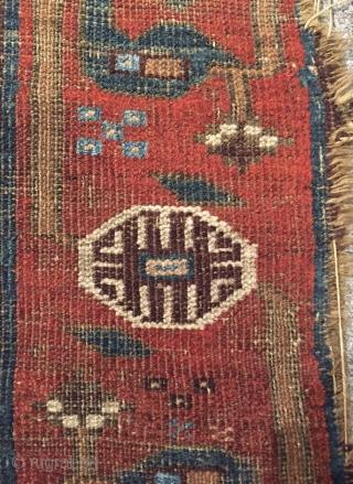 Old Baluch Prayer Carpet Size:189x102cm